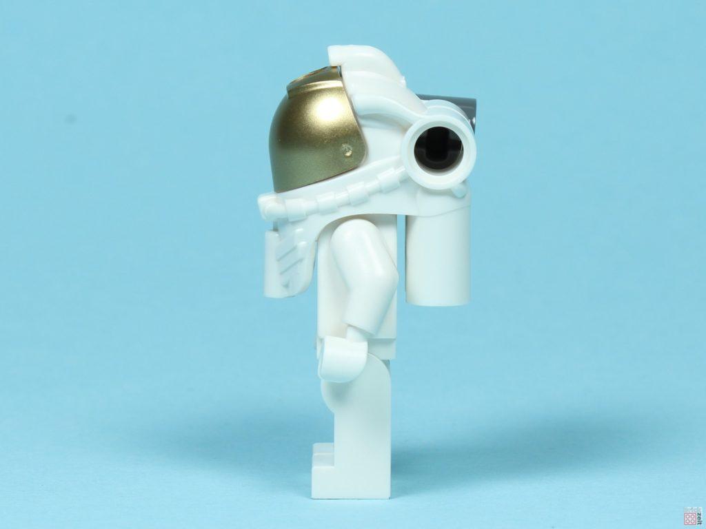 LEGO® City 30365 - Astronaut, linke Seite | ©2019 Brickzeit