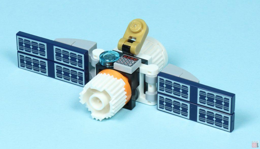 LEGO® City 30365 - Satellit im Bau | ©2019 Brickzeit