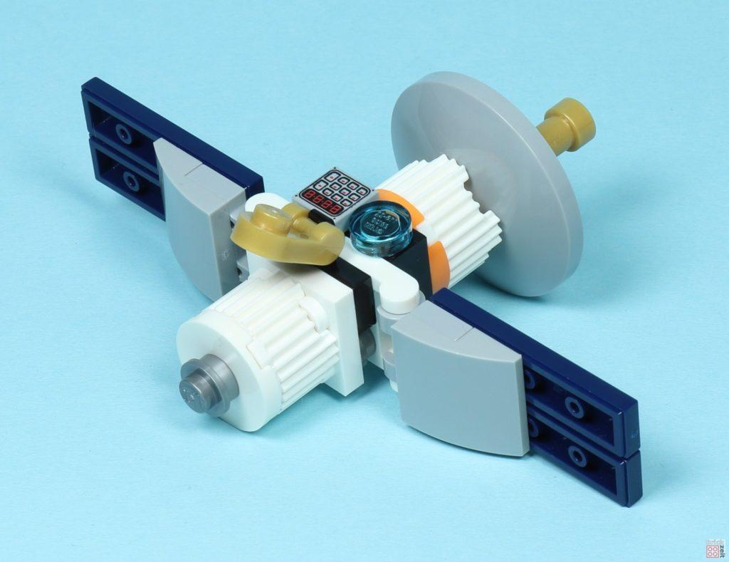 LEGO® City 30365 Raumfahrtsatellit, hinten rechts | ©2019 Brickzeit