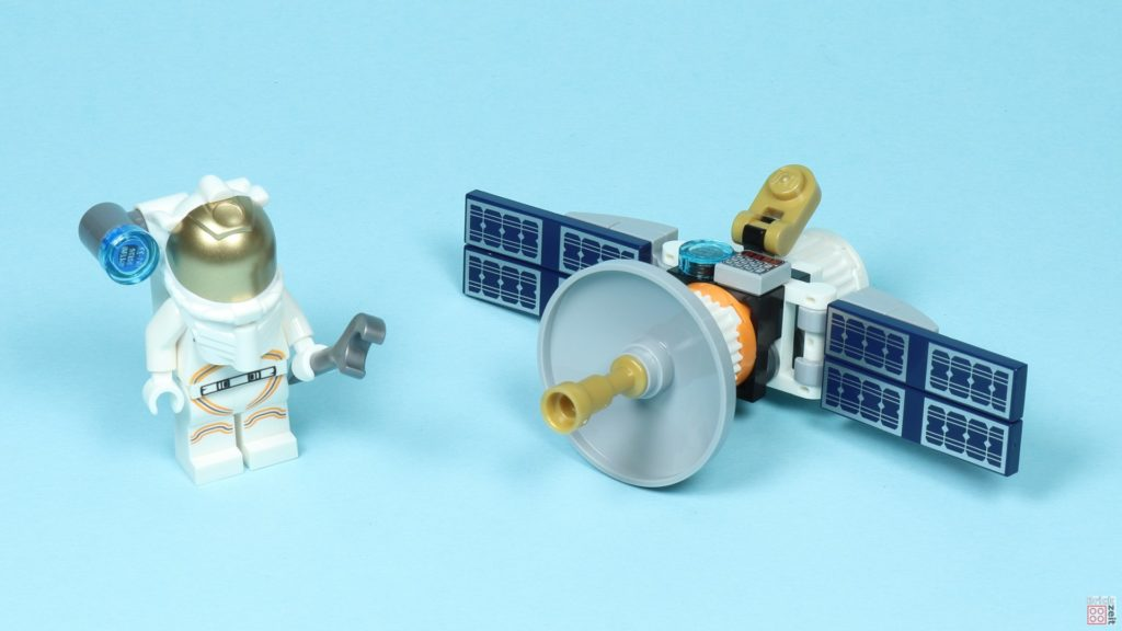 LEGO® City 30365 Raumfahrtsatellit Polybag | ©2019 Brickzeit