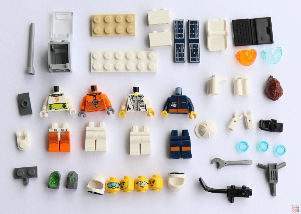 LEGO® City 40345 - Inhalt | ©2019 Brickzeit