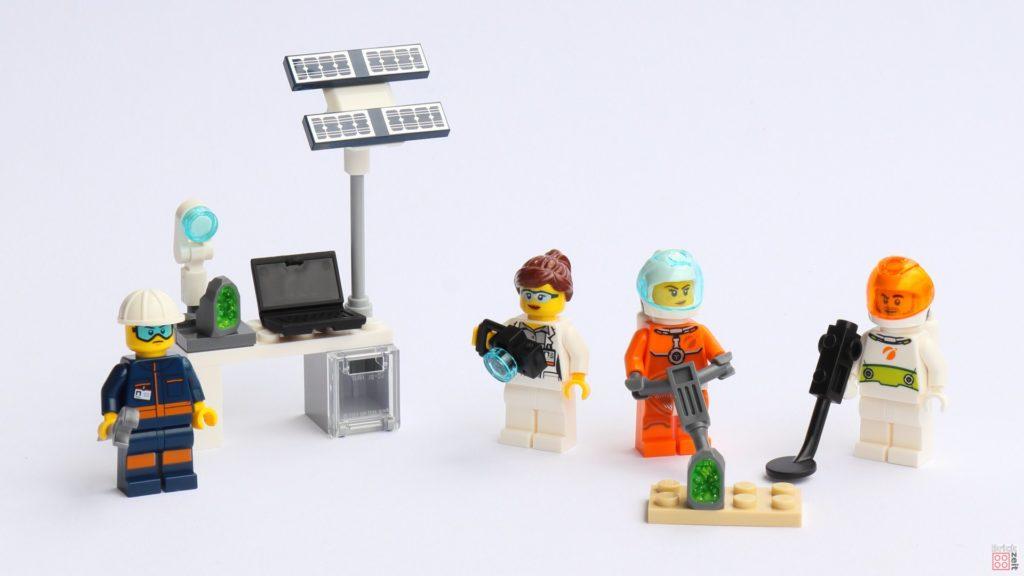 LEGO® City 40345 - Minifiguren-Set LEGO® City Weltraum   ©2019 Brickzeit