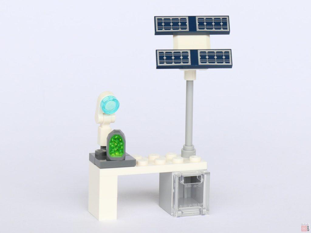 LEGO® City 40345 - Labortisch, Vorderseite | ©2019 Brickzeit
