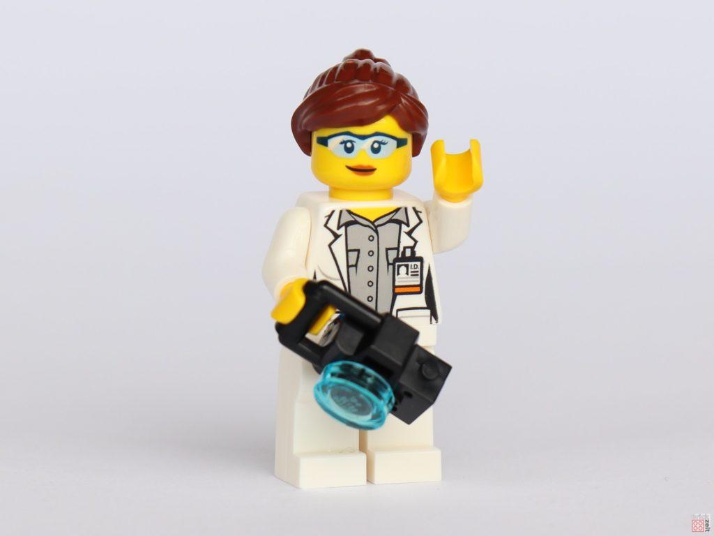 LEGO® City 40345 - Forscherin mit Kamera | ©2019 Brickzeit