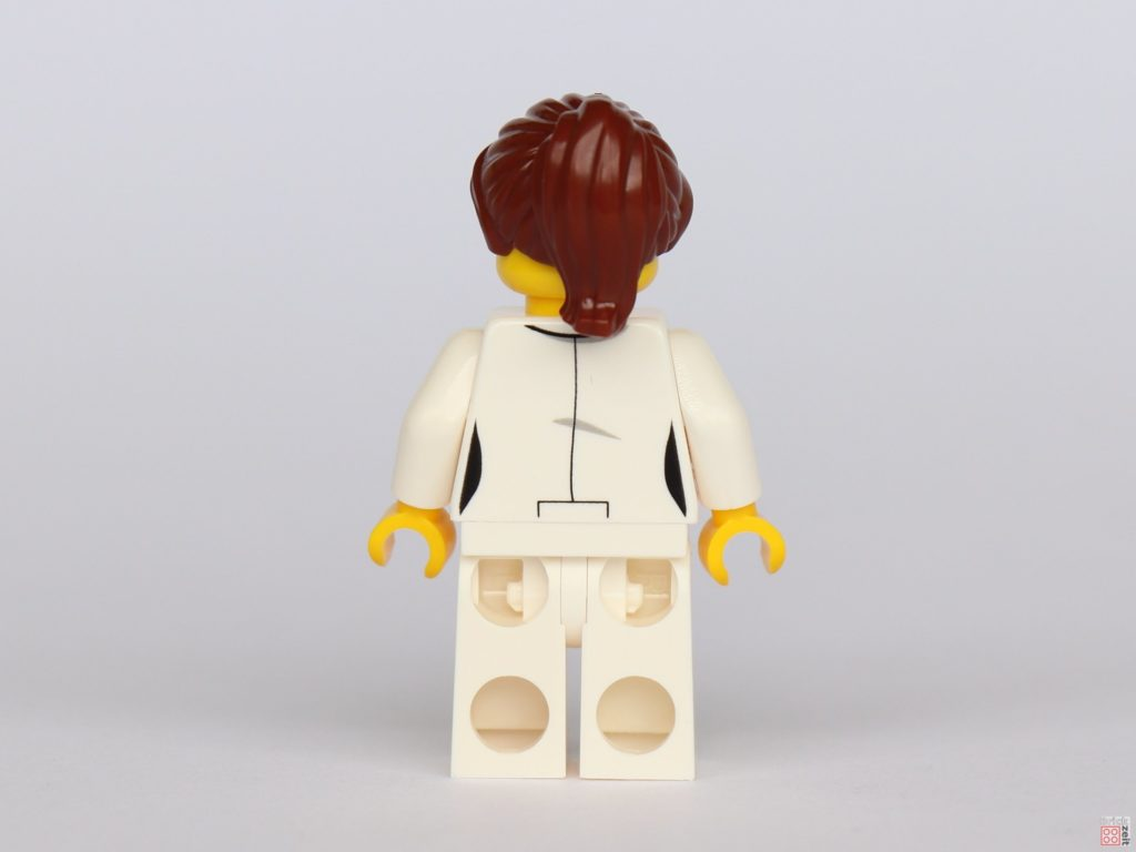 LEGO® City 40345 - Forscherin, Rückseite | ©2019 Brickzeit