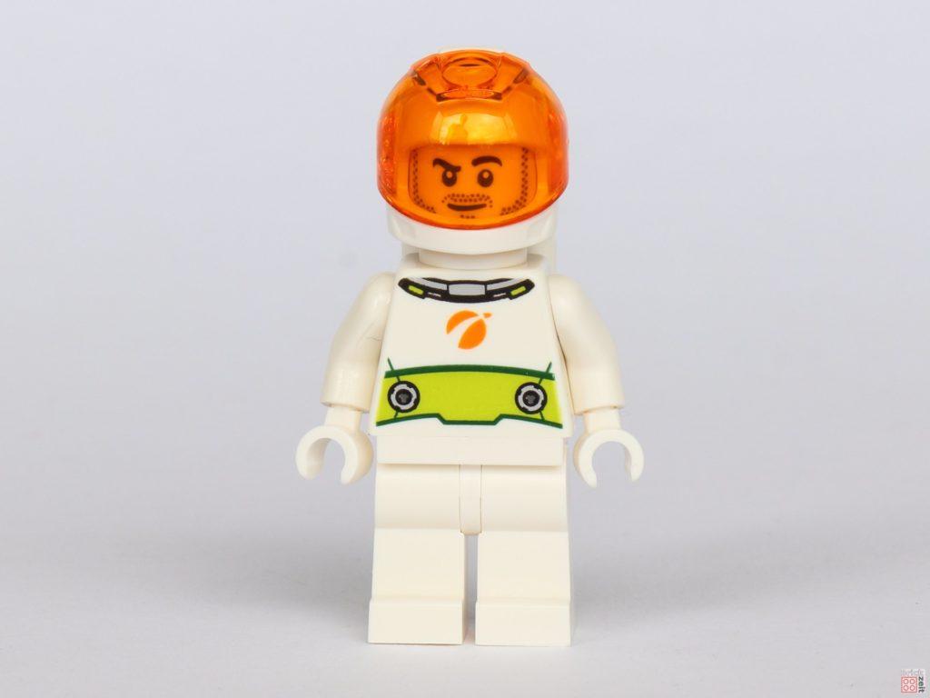 LEGO® City 40345 - Austronaut in weißem Anzug, Vorderseite | ©2019 Brickzeit