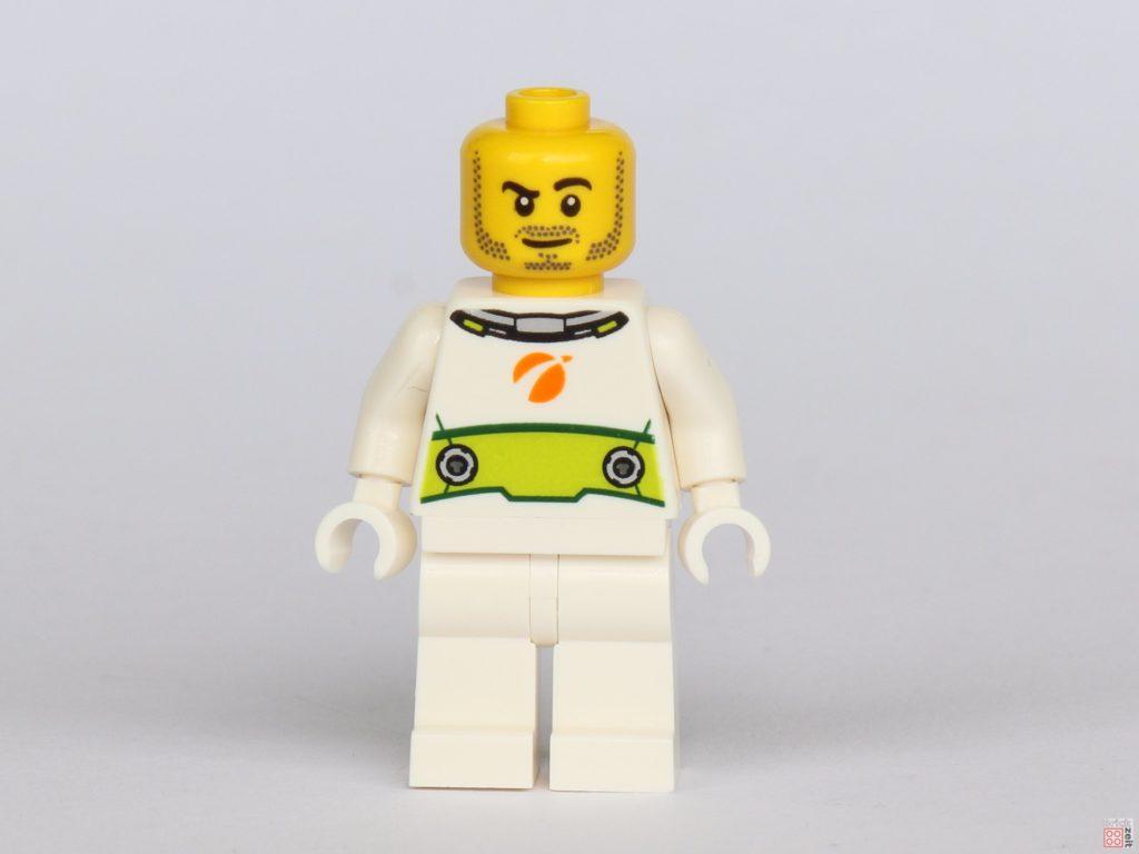 LEGO® City 40345 - Austronaut ohne Helm, Vorderseite | ©2019 Brickzeit