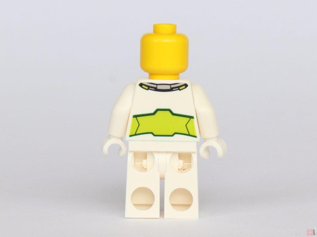 LEGO® City 40345 - Austronaut ohne Helm, Rückseite | ©2019 Brickzeit