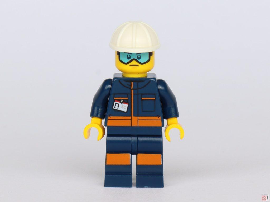 LEGO® City 40345 - Bodentechniker, Vorderseite | ©2019 Brickzeit
