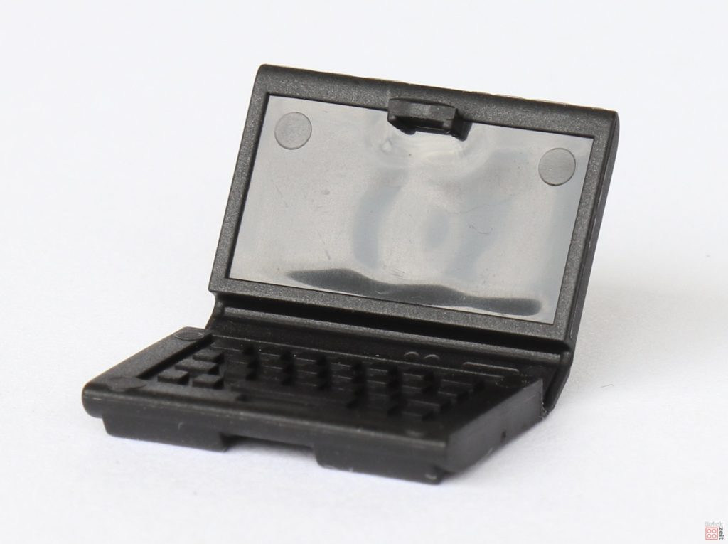 LEGO® City 40345 - LEGO Notebook, offen | ©2019 Brickzeit