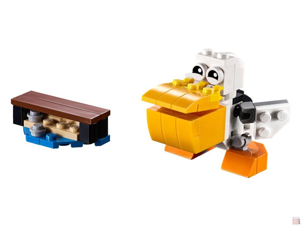 LEGO Creator 3-in-1 Pelikan (30571) | ©LEGO Gruppe