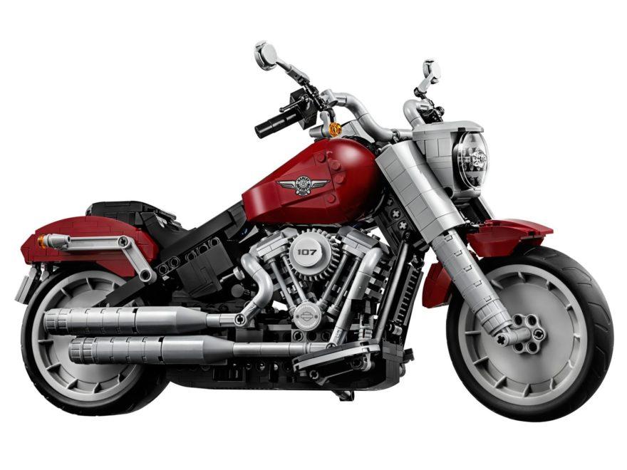 LEGO® Creator Expert 10269 Harley-Davidson® Fat Boy® - Titelbild | ©LEGO Gruppe