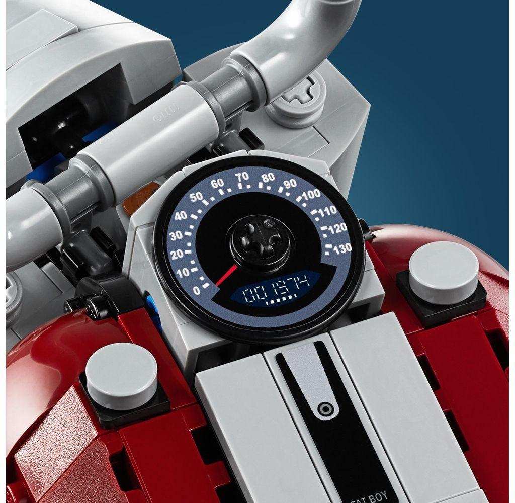LEGO® Creator Expert 10269 Harley-Davidson® Fat Boy® | ©LEGO Gruppe