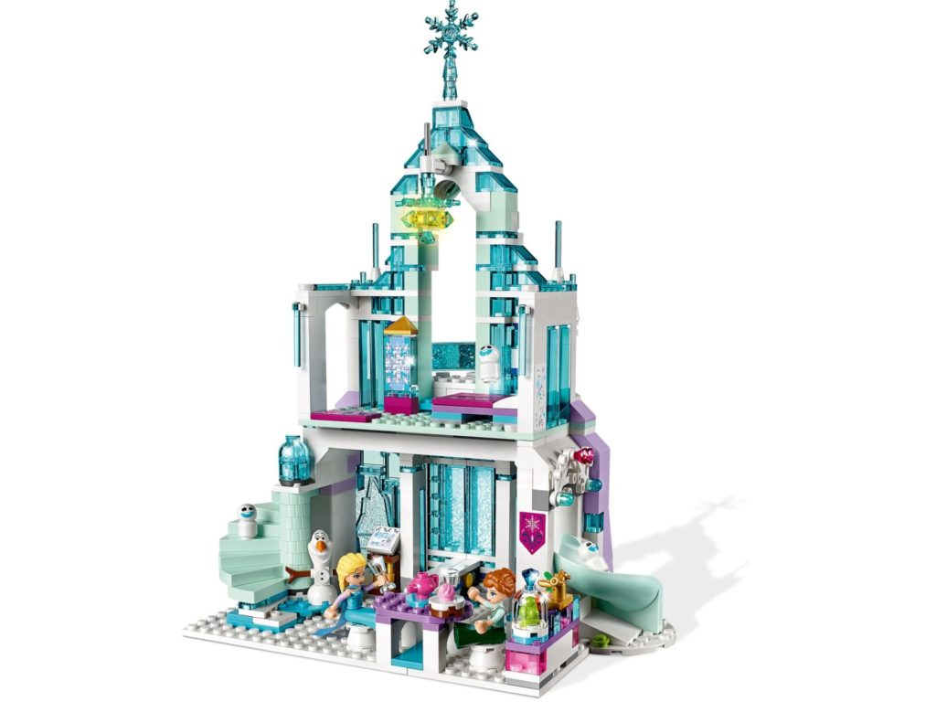 LEGO® Disney 43172 Elsas magischer Eispalast | ©LEGO Gruppe