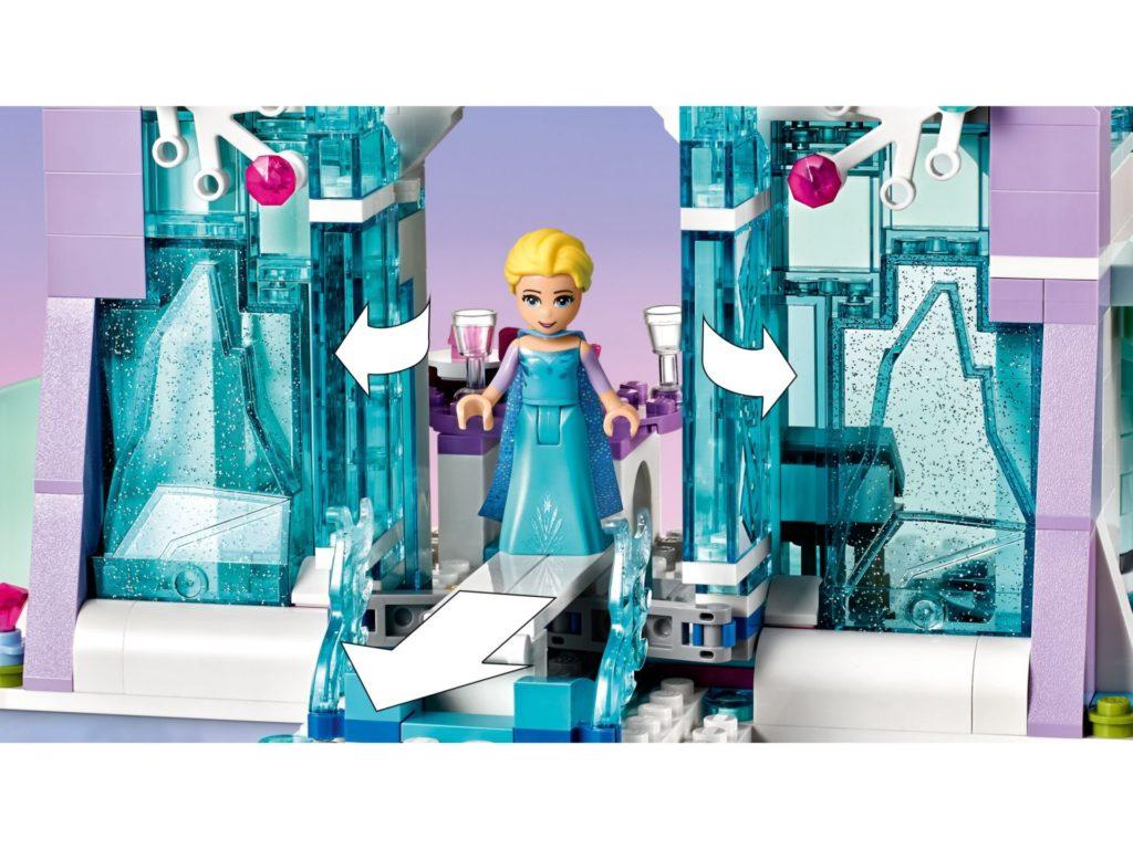 LEGO® Disney 43172 Elsa singt Let it go | ©LEGO Gruppe