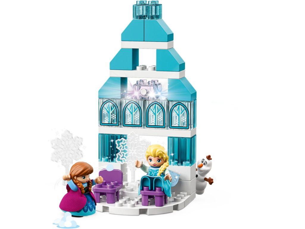 LEGO® DUPLO® 10899 Elsas Eispalast | ©LEGO Gruppe