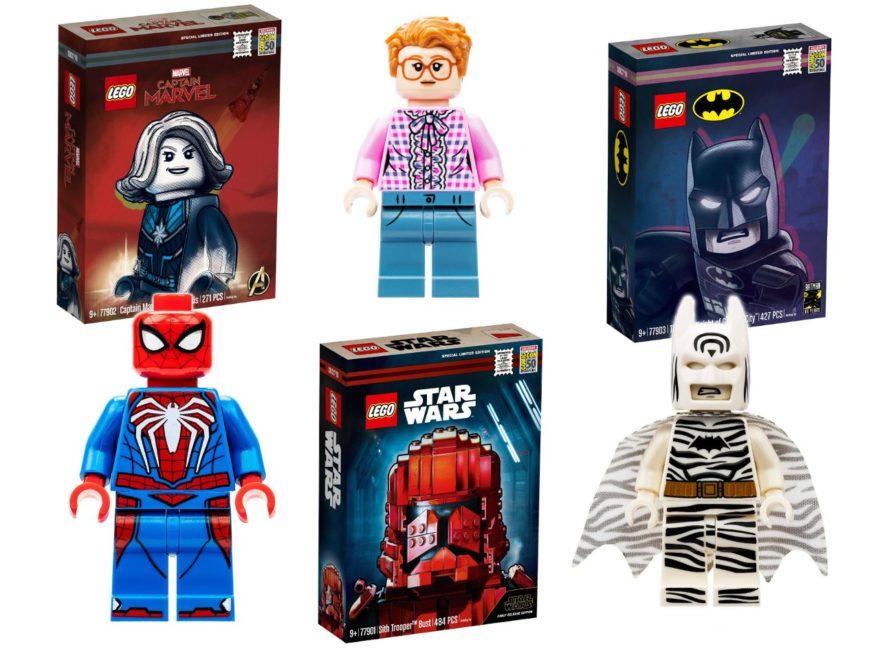 LEGO exklusive Sets SDCC 2019 - Titelbild 4