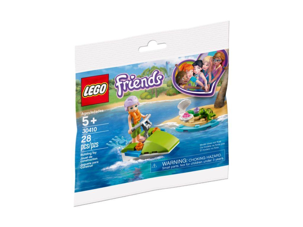 LEGO® Friends 30410 Mias Schildkröten Rettung Polybag | ©LEGO Gruppe