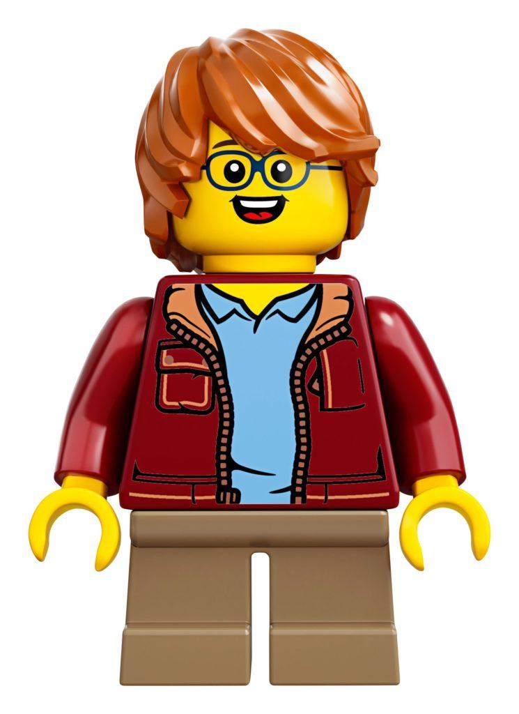 LEGO® Ideas 21318 Baumhaus - Sohn | ©LEGO Gruppe