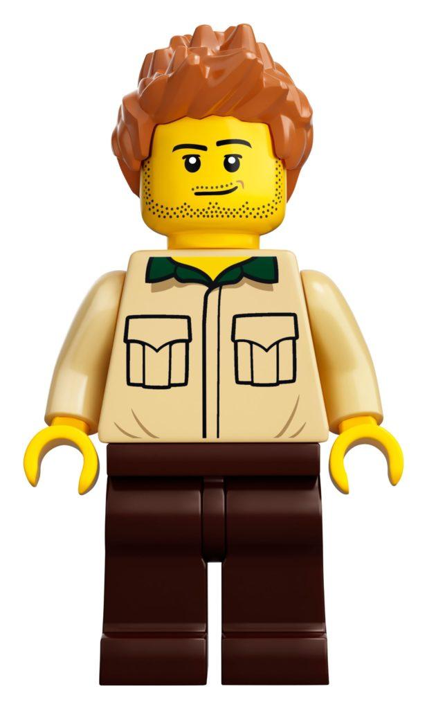 LEGO® Ideas 21318 Baumhaus - Vater   ©LEGO Gruppe