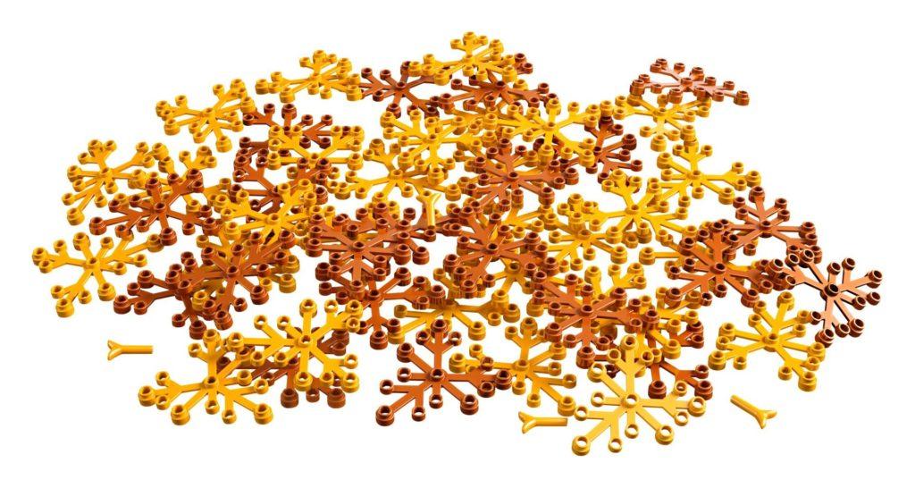LEGO® Ideas 21318 Baumhaus - Herbstblätter | ©LEGO Gruppe