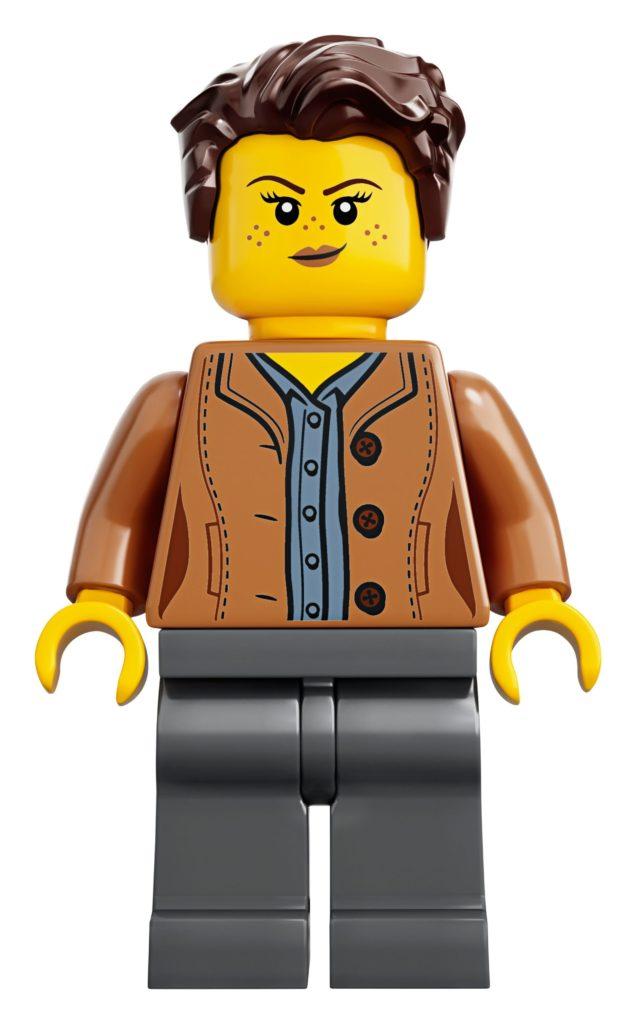 LEGO® Ideas 21318 Baumhaus - Mutter | ©LEGO Gruppe