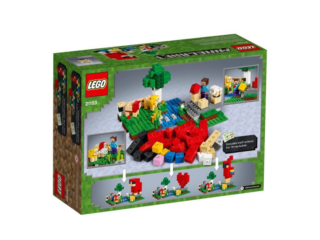 LEGO® Minecraft 21153 Die Schaffarm - Bild 7 | ©LEGO Gruppe