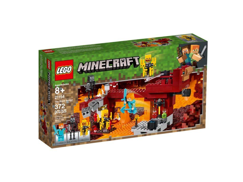 LEGO® Minecraft 21154 Die Brücke - Bild 02 | ©LEGO Gruppe
