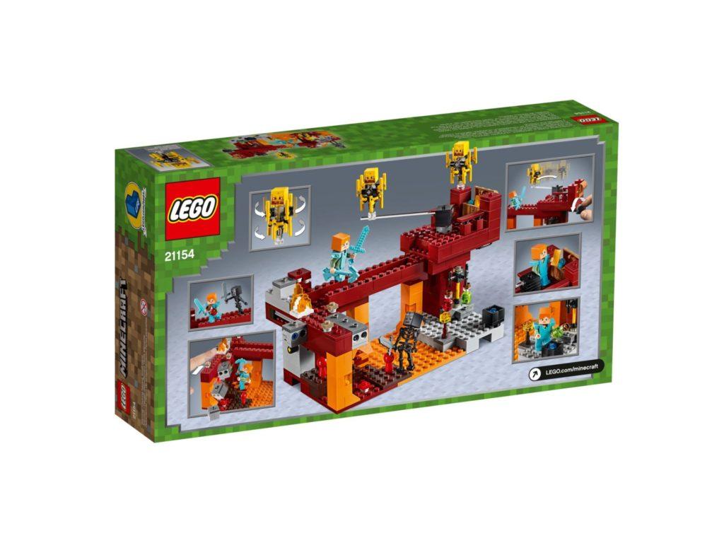 LEGO® Minecraft 21154 Die Brücke - Bild 05 | ©LEGO Gruppe