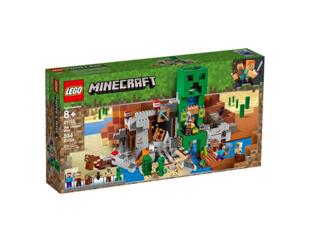 LEGO® Minecraft 21155 Die Creeper Mine - Bild 02 | ©LEGO Gruppe