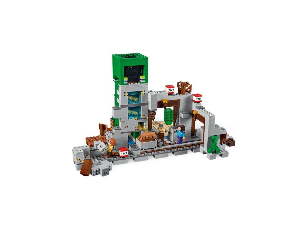 LEGO® Minecraft 21155 Die Creeper Mine - Bild 04 | ©LEGO Gruppe