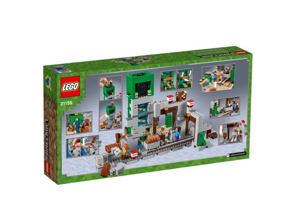 LEGO® Minecraft 21155 Die Creeper Mine - Bild 05 | ©LEGO Gruppe