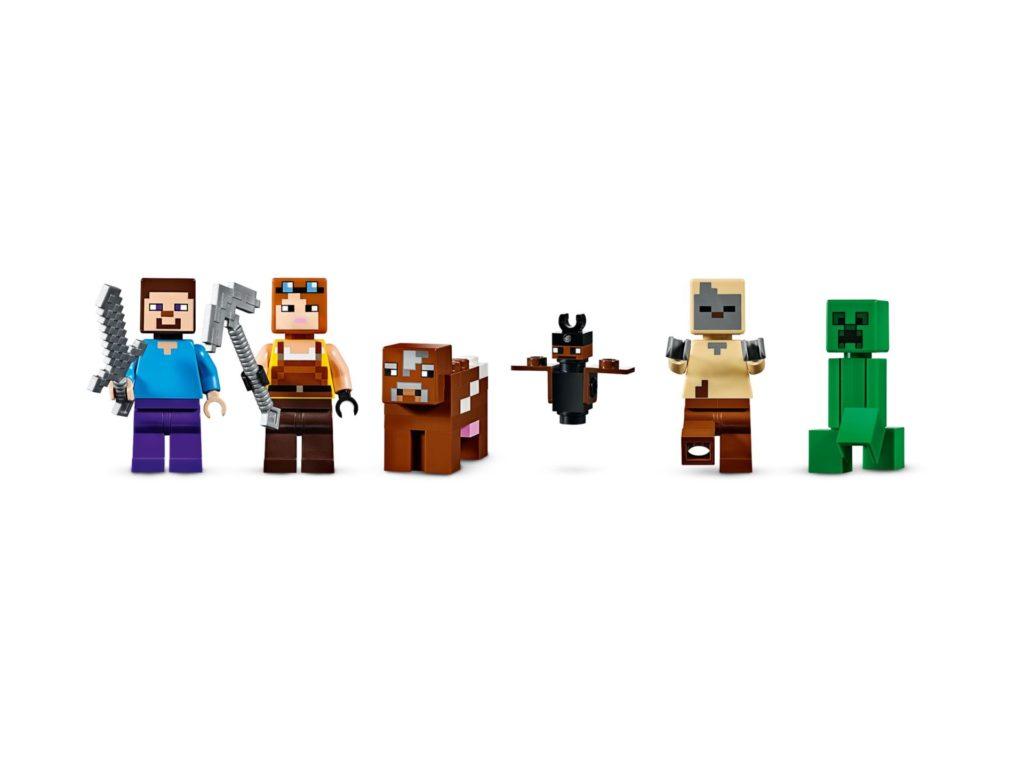 LEGO® Minecraft 21155 Die Creeper Mine - Bild 06 | ©LEGO Gruppe