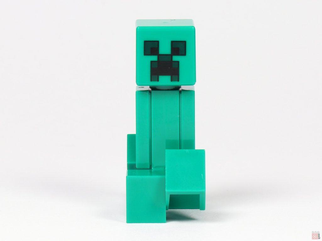 LEGO® Minecraft 30393 Creeper, Vorderseite | ©2019 Brickzeit