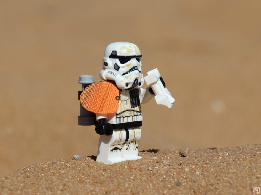 Die Suche nach den LEGO® Droiden auf Tatooine - Titelbild | ©2019 Brickzeit