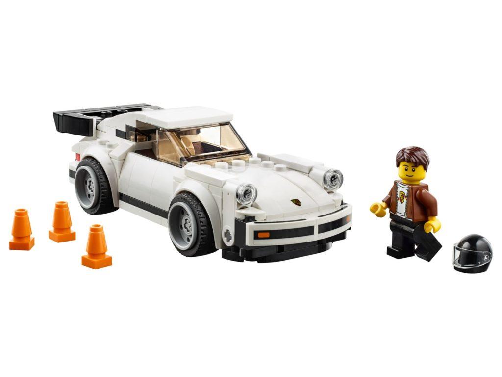 LEGO® Speed Champions 75895 1974 Porsche 911 Turbo 3.0 - Bild 1 | ©LEGO Gruppe