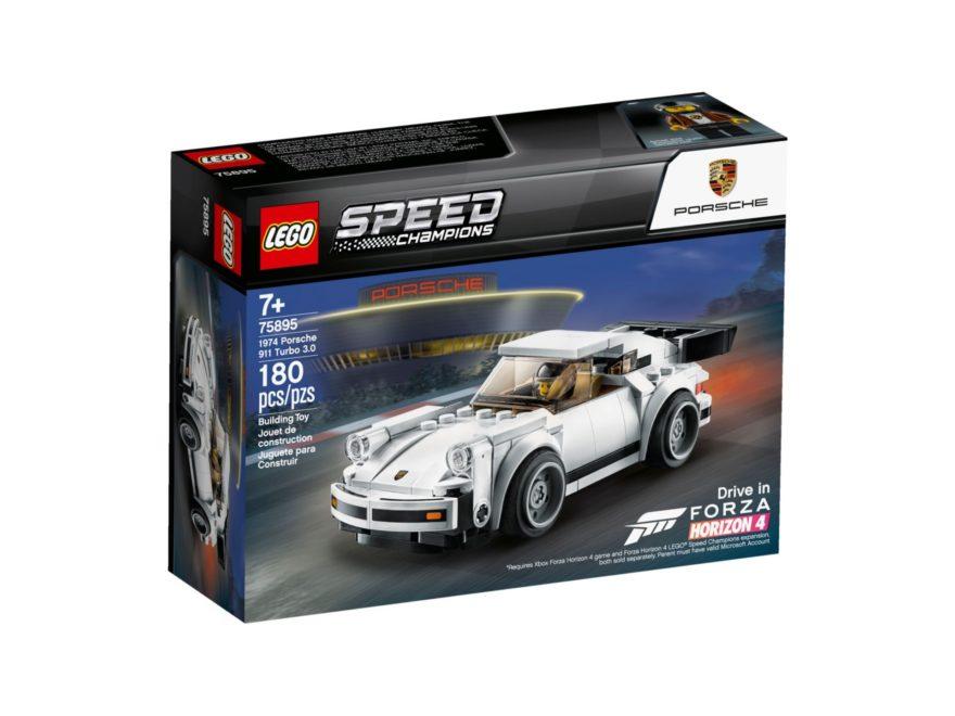 LEGO® Speed Champions 75895 1974 Porsche 911 Turbo 3.0 - Bild 2 | ©LEGO Gruppe