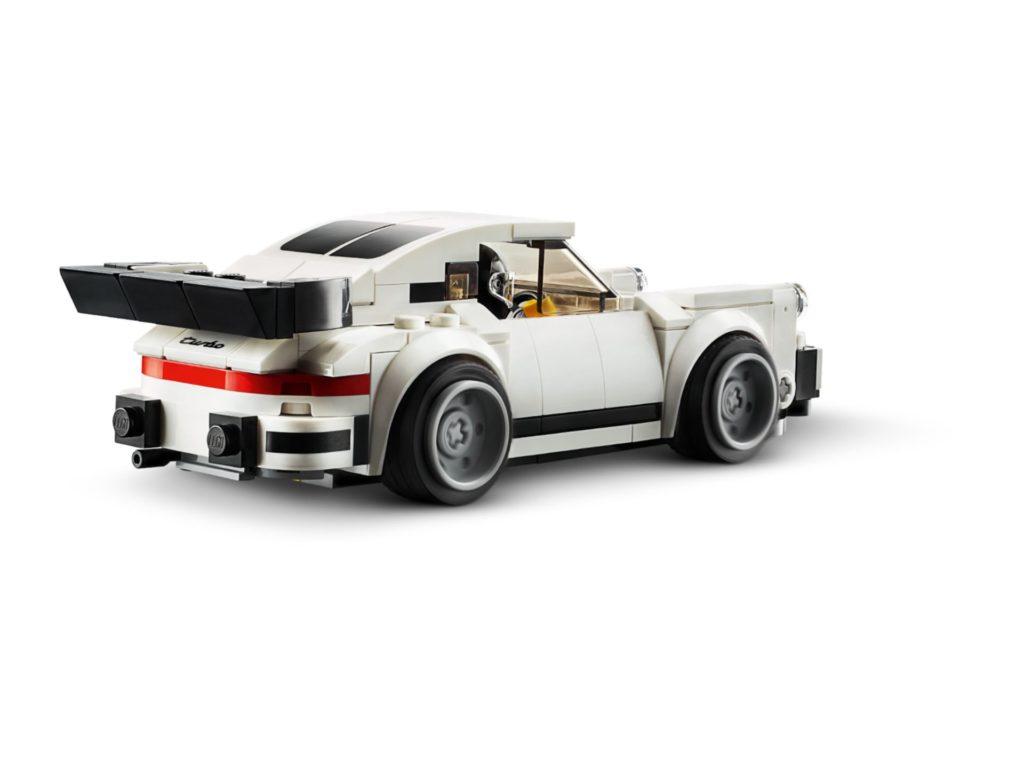 LEGO® Speed Champions 75895 1974 Porsche 911 Turbo 3.0 - Bild 4 | ©LEGO Gruppe
