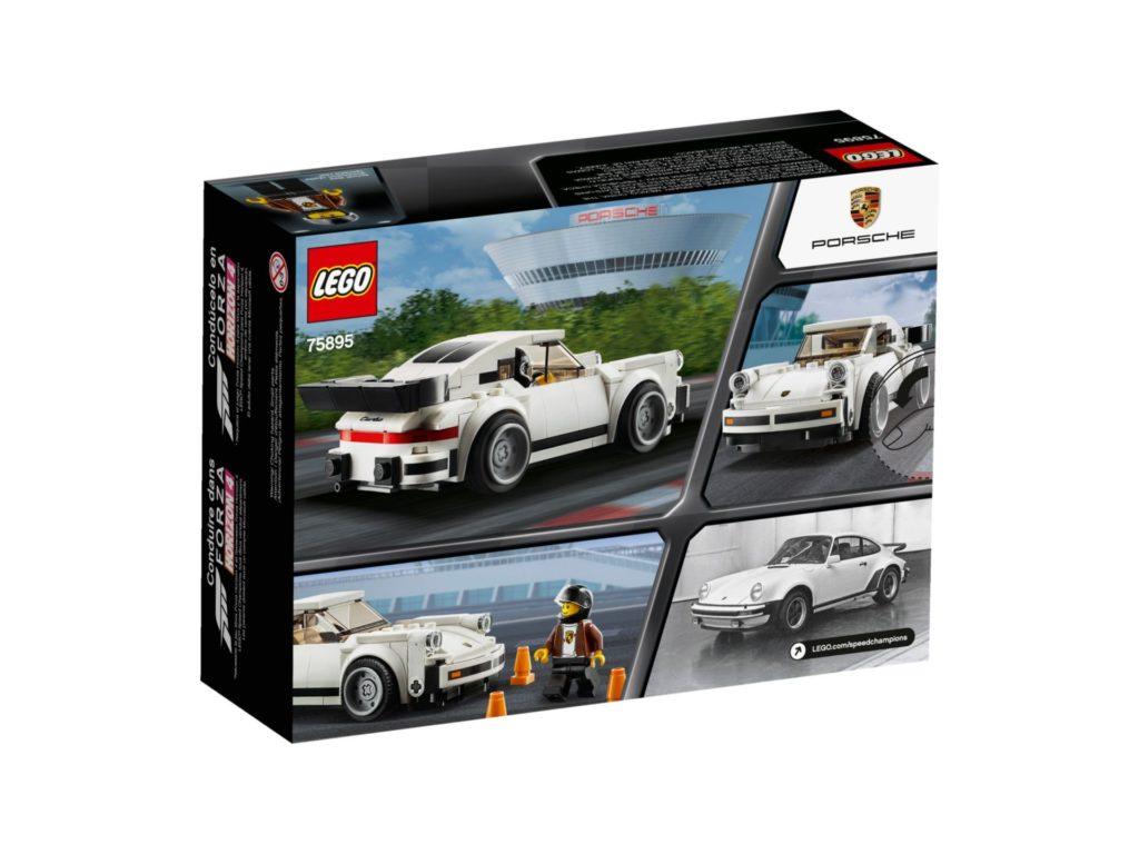 LEGO® Speed Champions 75895 1974 Porsche 911 Turbo 3.0 - Bild 5 | ©LEGO Gruppe