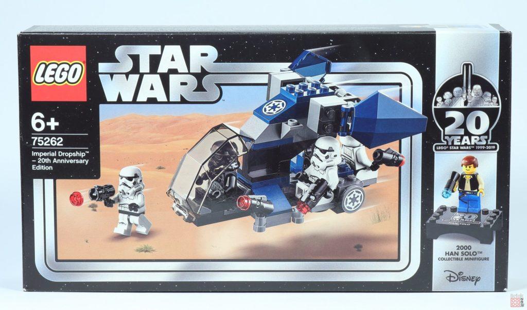 LEGO® Star Wars™ 75262 Imperial Dropship - Packung Vorderseite | ©2019 Brickzeit