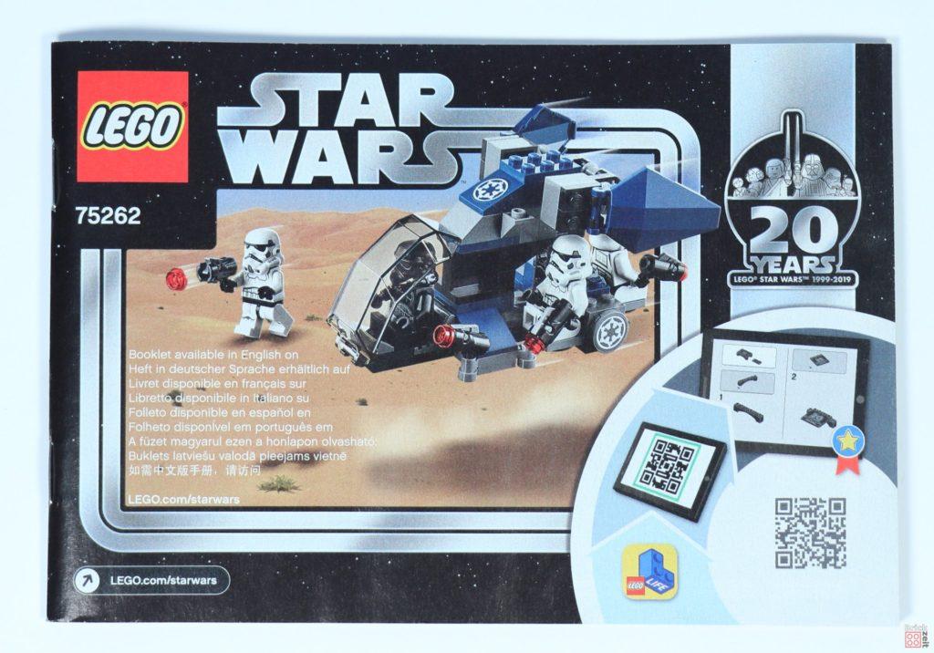 LEGO® Star Wars™ 75262 - Anleitung | ©2019 Brickzeit