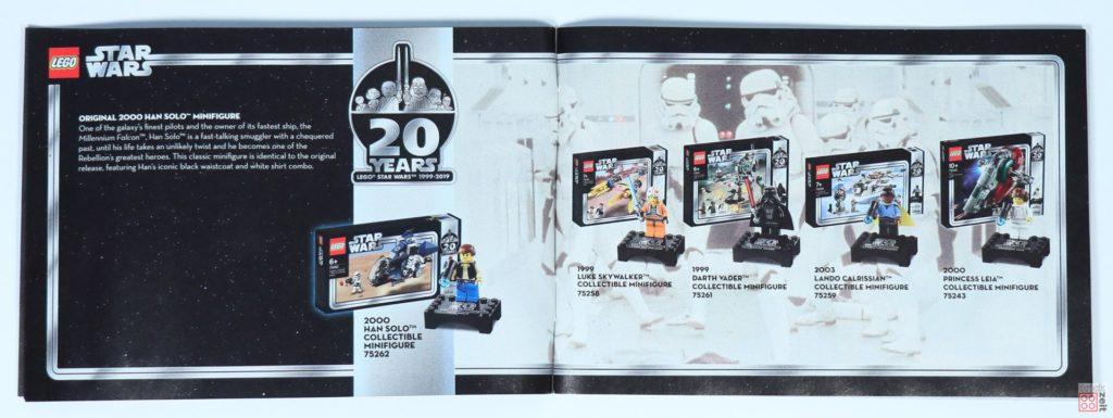 LEGO® Star Wars™ 75262 - Booklet Seite 3 | ©2019 Brickzeit
