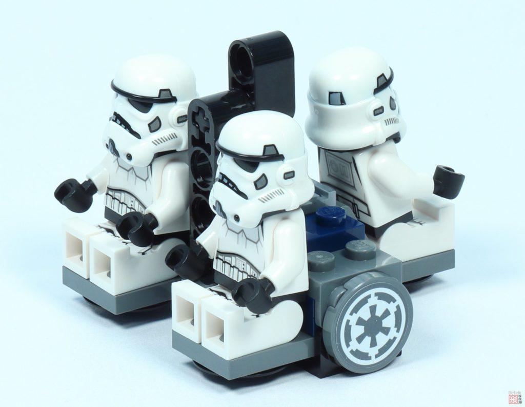 LEGO® Star Wars™ 75262 - Sitze für die Sturmtruppen | ©2019 Brickzeit
