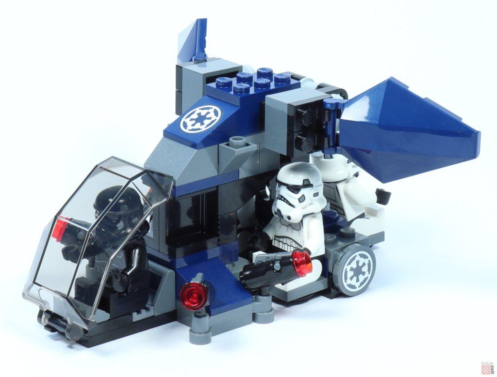LEGO® Star Wars™ 75262 Imperial Dropship mit Minifiguren | ©2019 Brickzeit