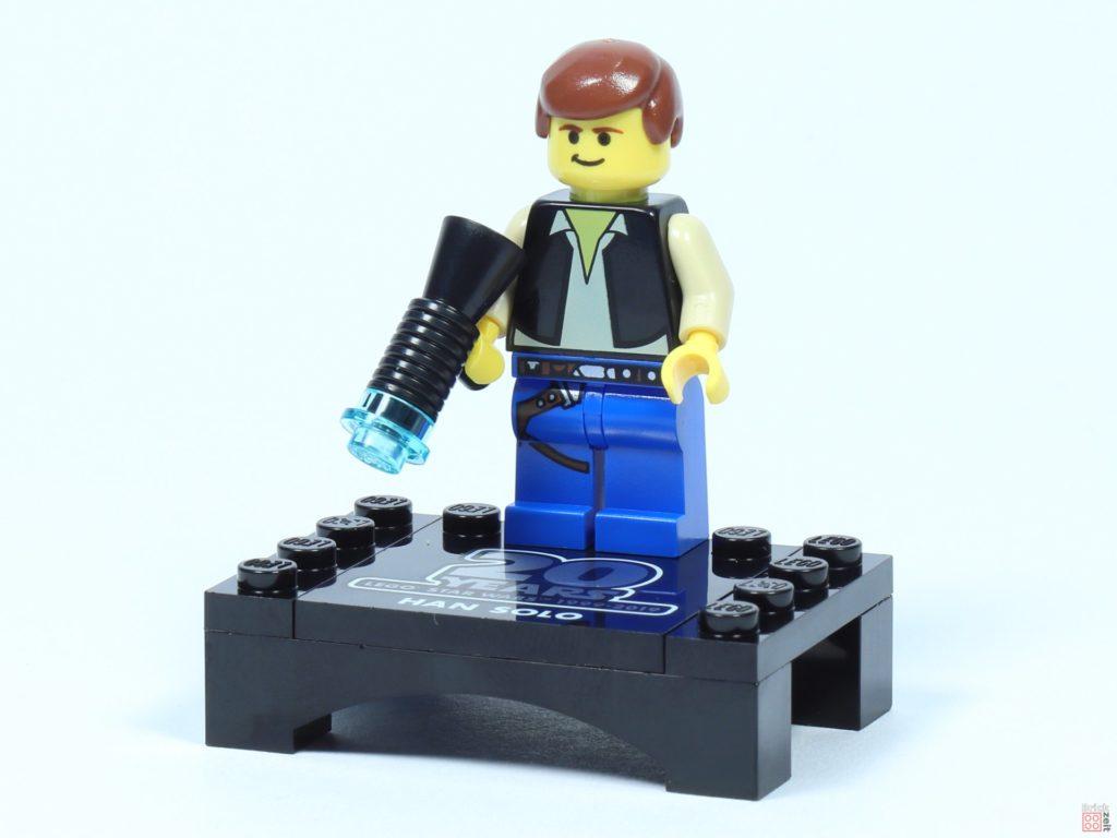 LEGO® Star Wars™ 75262 - Han Solo 20 Jahre Jubiläumsfigur | ©2019 Brickzeit