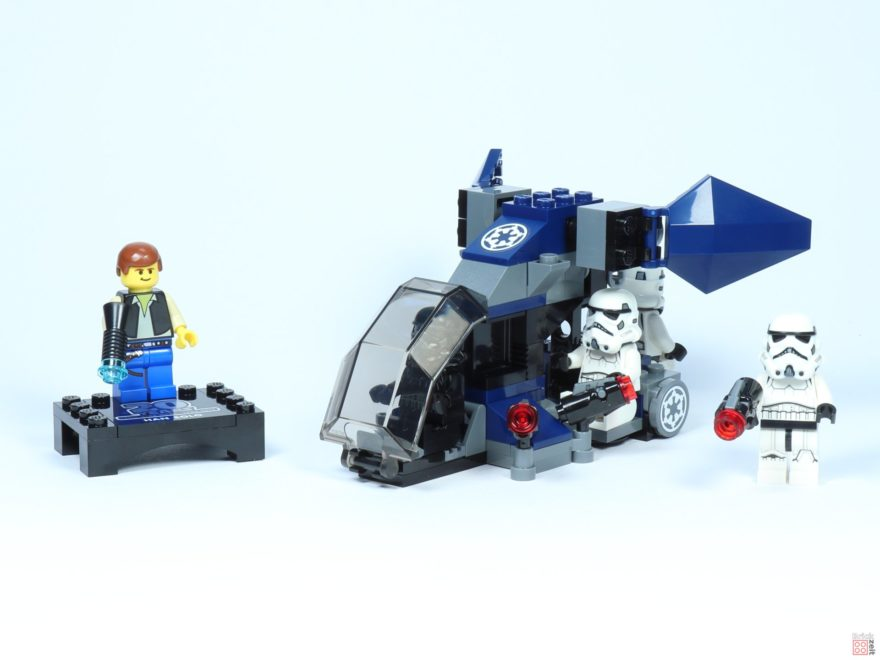 Review - LEGO Star Wars 75262 Imperial Dropship - Titelbild | ©2019 Brickzeit