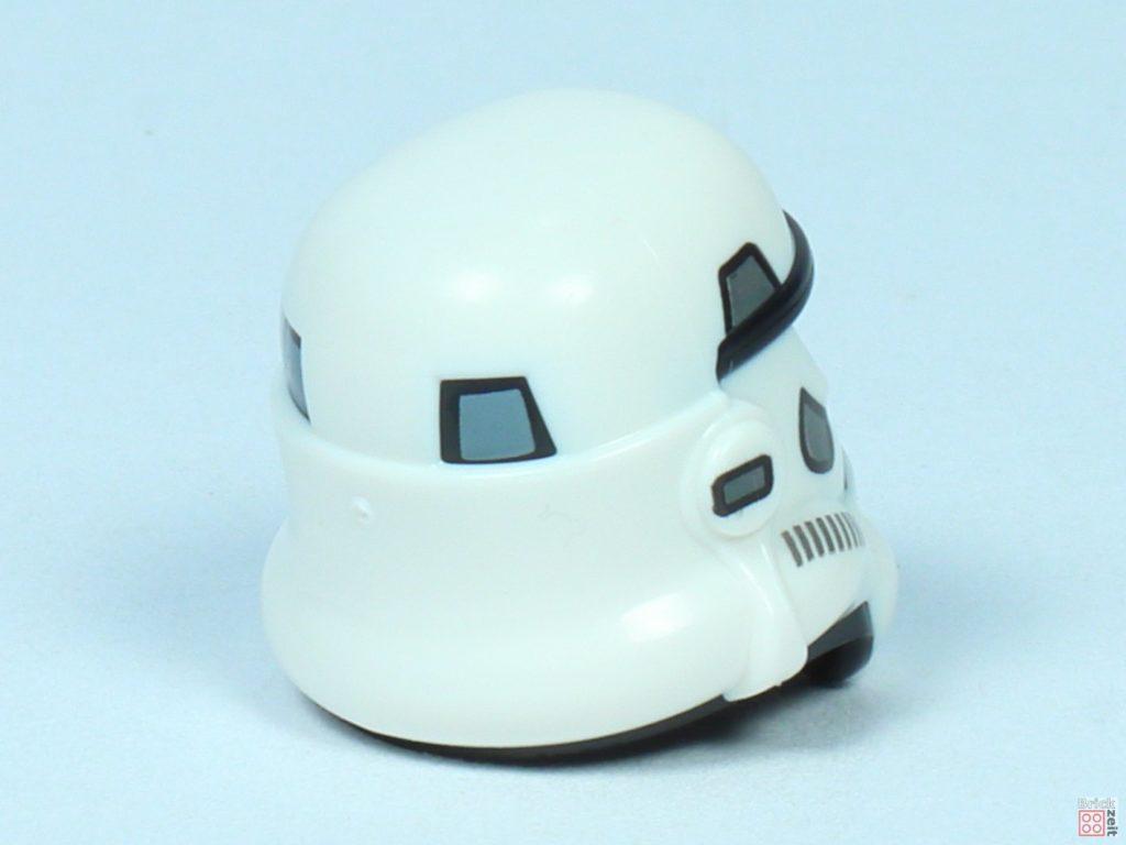 LEGO® Star Wars™ 75262 - Stormtrooper Helm, Rückseite | ©2019 Brickzeit