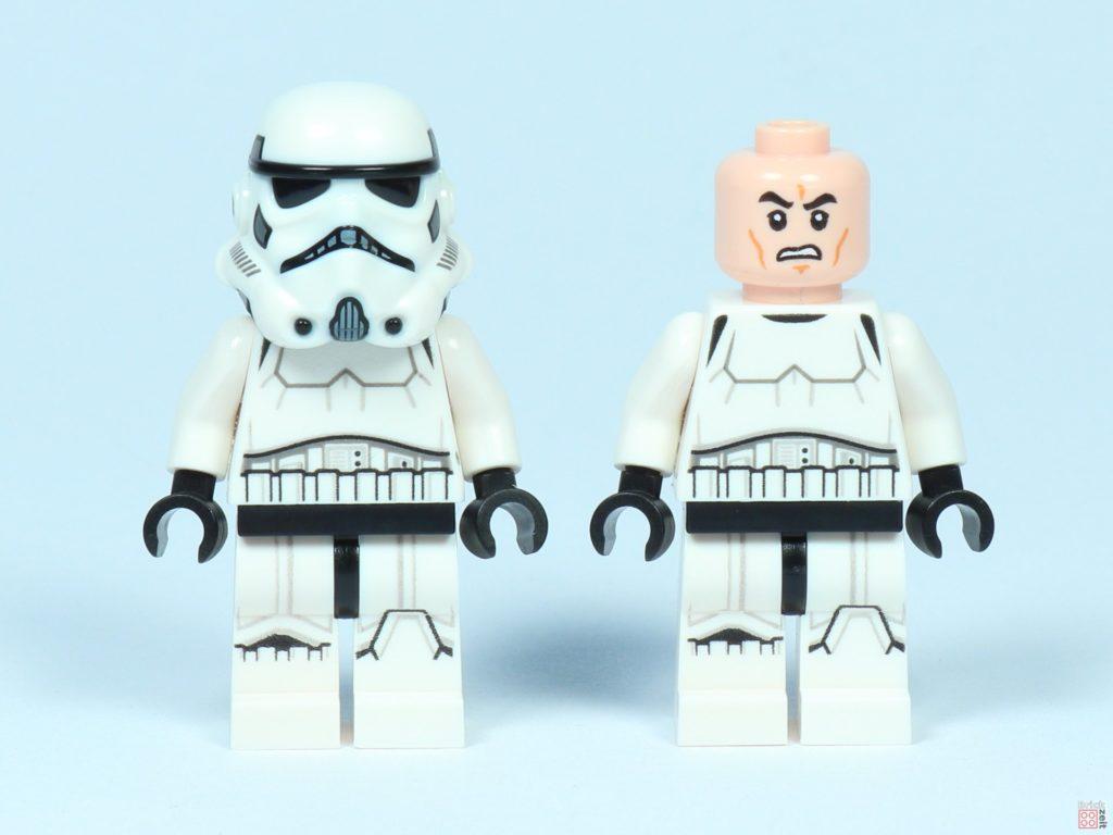 LEGO® Star Wars™ 75262 - Stormtrooper, Vorderseite | ©2019 Brickzeit