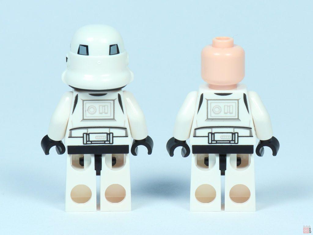 LEGO® Star Wars™ 75262 - Stormtrooper, Rückseite | ©2019 Brickzeit