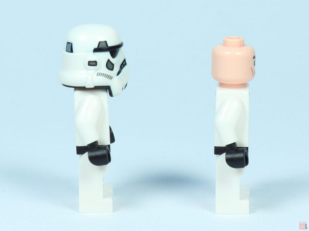 LEGO® Star Wars™ 75262 - Stormtrooper, rechte Seite | ©2019 Brickzeit